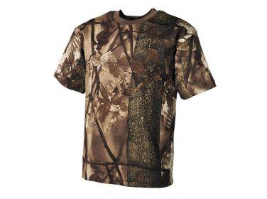 US T-shirt MFH (170 g/m2) kamuflaż...