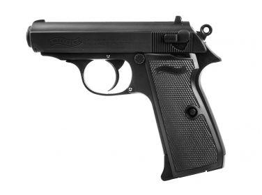 Wiatrówka Walther PPK/S kal. 4,5