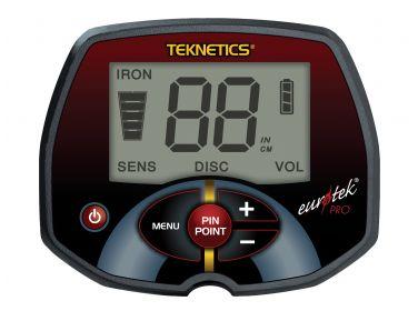 Wykrywacz metali Teknetics Eurotek PRO 8''