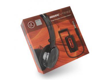 Zestaw bezprzewodowy W3R do słuchawek -...